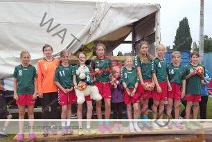 WJD erkämpft sich Platz 2 beim Volksbankcup Elmshorn