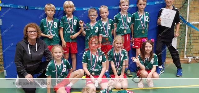 Erfolgreiche Turnierteilnahme der F-Jugend